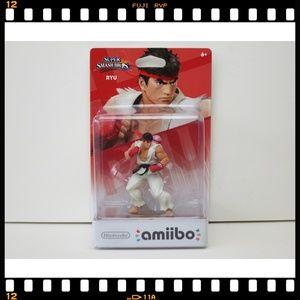 amiibo~Ryu~Super~Smash~Bros~US~Version~